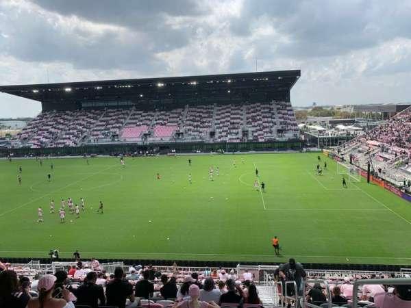 DRV PNK Stadium, vak: 114, rij: 29, stoel: 1