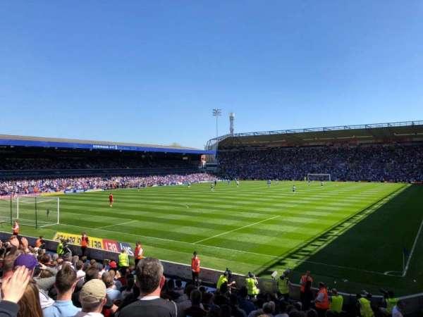 St Andrew's Stadium, vak: GML1, rij: 18, stoel: 25