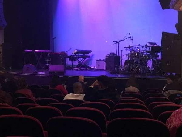 Apollo Theatre, vak: Orchestra, rij: K, stoel: 19
