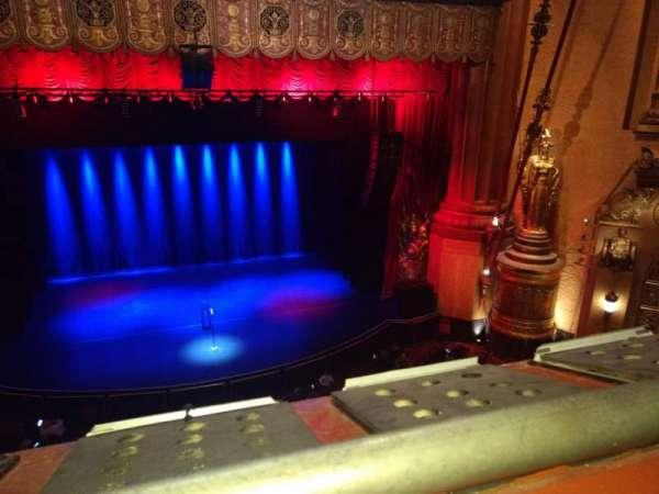 Beacon Theatre, vak: Lower Balcony C, rij: A, stoel: 104