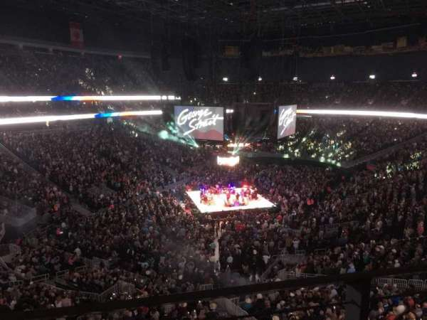 T-Mobile Arena, vak: 217, rij: A, stoel: 9