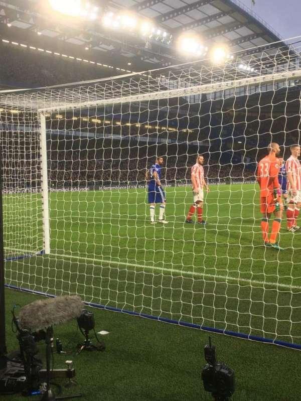 Stamford Bridge, vak: SL4, rij: 1, stoel: 102