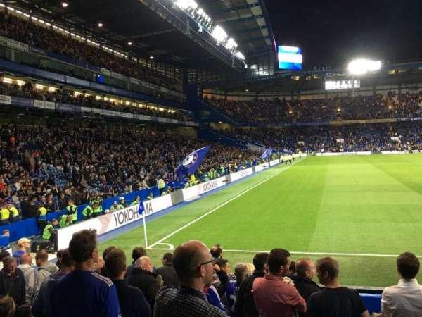 Stamford Bridge, vak: SL6, rij: 13, stoel: 164