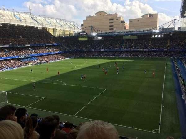 Stamford Bridge, vak: U09, rij: G, stoel: 317