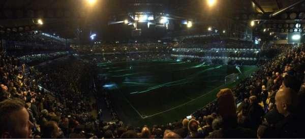 Stamford Bridge, vak: SU6, rij: 16, stoel: 231