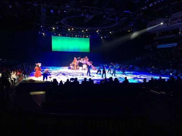 Cure Insurance Arena, vak: 112, rij: FF, stoel: 6