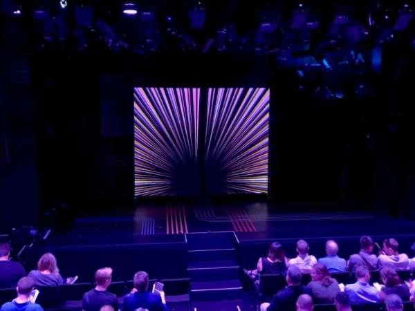 Greenwich House Theater, vak: Balcony, rij: AA, stoel: 4