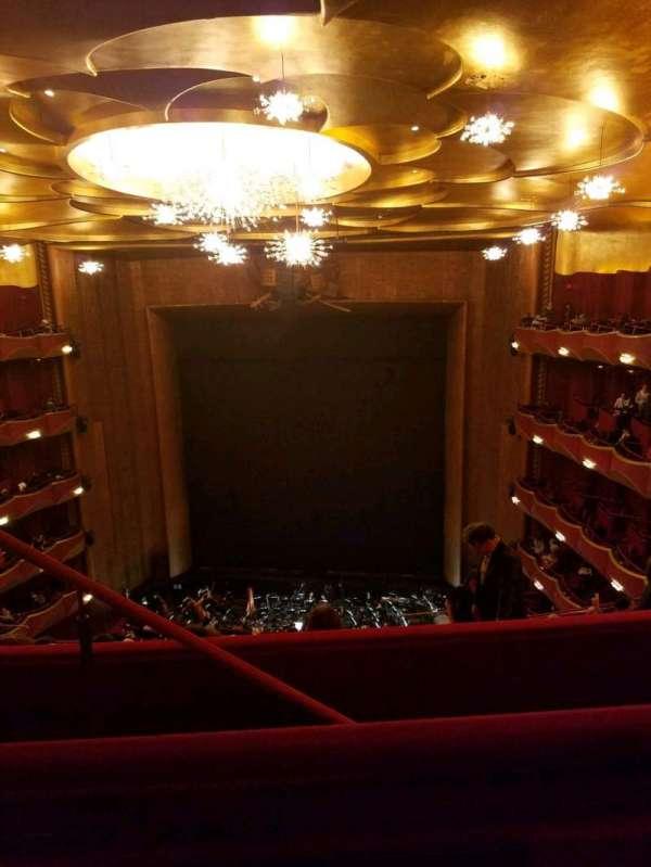 Metropolitan Opera House - Lincoln Center, vak: Family Circle, rij: B, stoel: 206