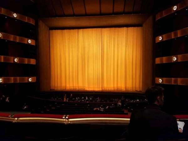 David H. Koch Theater, vak: 1st Ring, rij: C, stoel: 113