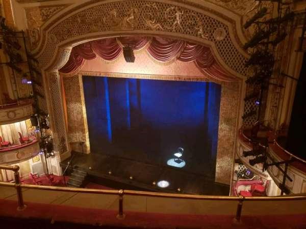 Cort Theatre, vak: Balc, rij: C, stoel: 10