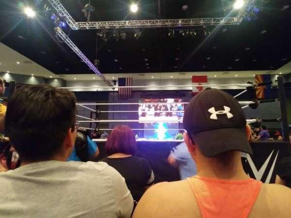 Tucson Convention Center, vak: Floor B, rij: C, stoel: 6