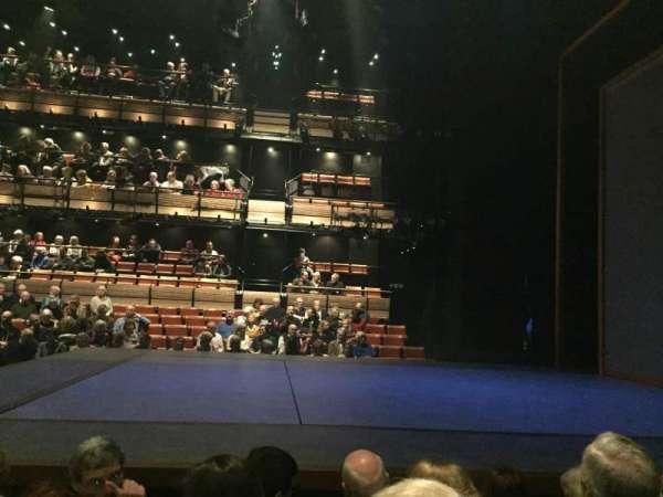 Bridge Theatre, vak: Stalls, rij: D, stoel: 7