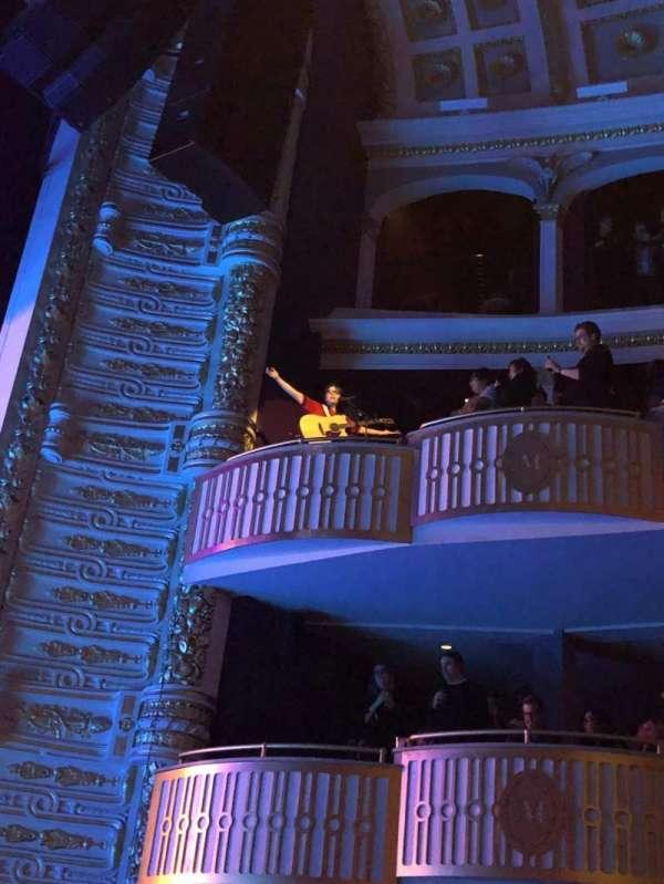 The Met Philadelphia, vak: Orchestra, rij: GA