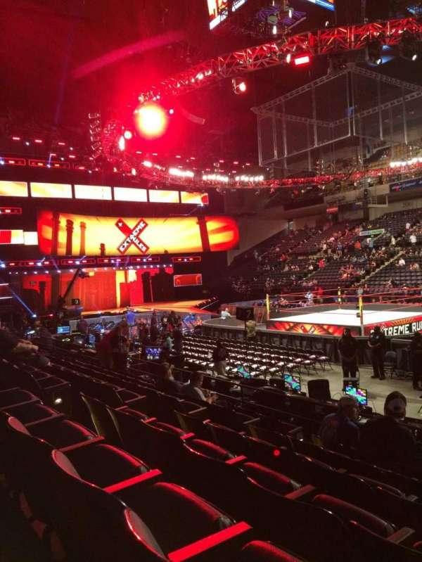 Royal Farms Arena, vak: 113, rij: 13, stoel: 7