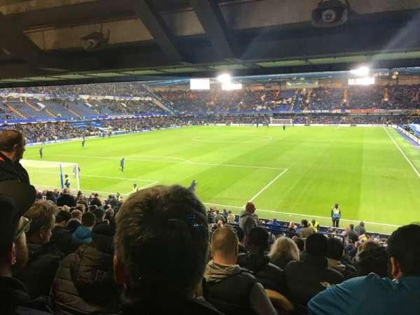 Stamford Bridge, vak: MATTHEW HARDING LOWER 11, rij: FF, stoel: 305