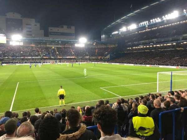 Stamford Bridge, vak: MATTHEW HARDING LOWER 14, rij: Q, stoel: 122