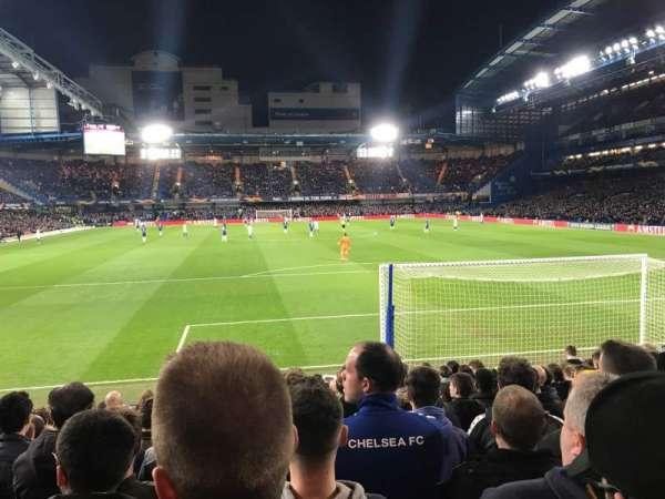 Stamford Bridge, vak: MATTHEW HARDING LOWER, rij: P, stoel: 97