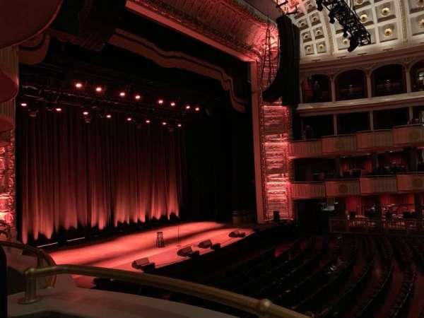 The Met Philadelphia, vak: Grand Salle Box 14, rij: A, stoel: 1