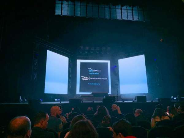 The Met Philadelphia, vak: Orchestra 2, rij: CC, stoel: 13