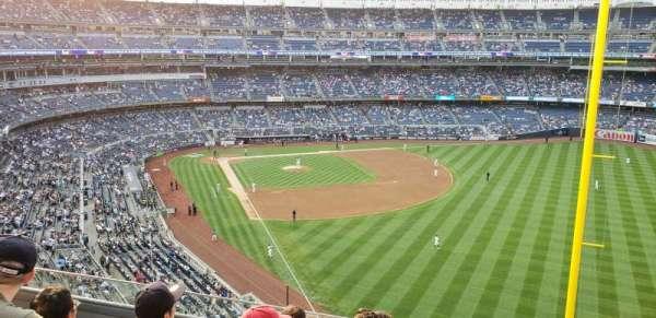 Yankee Stadium, vak: 308, rij: 5, stoel: 7