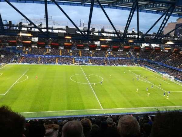 Stamford Bridge, vak: 6, rij: 16, stoel: 139