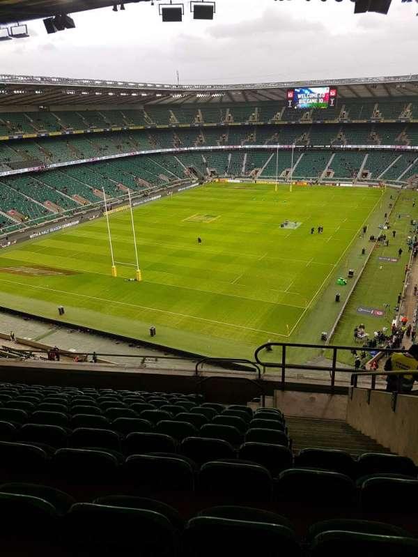 Twickenham Stadium, vak: U16