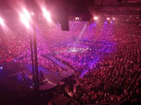 Scotiabank Arena, vak: 313, rij: 1, stoel: 5