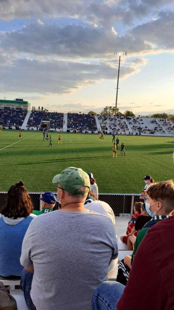 Dillon Stadium, vak: General Admission