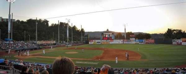 AT&T Field, vak: 204, rij: T, stoel: 2