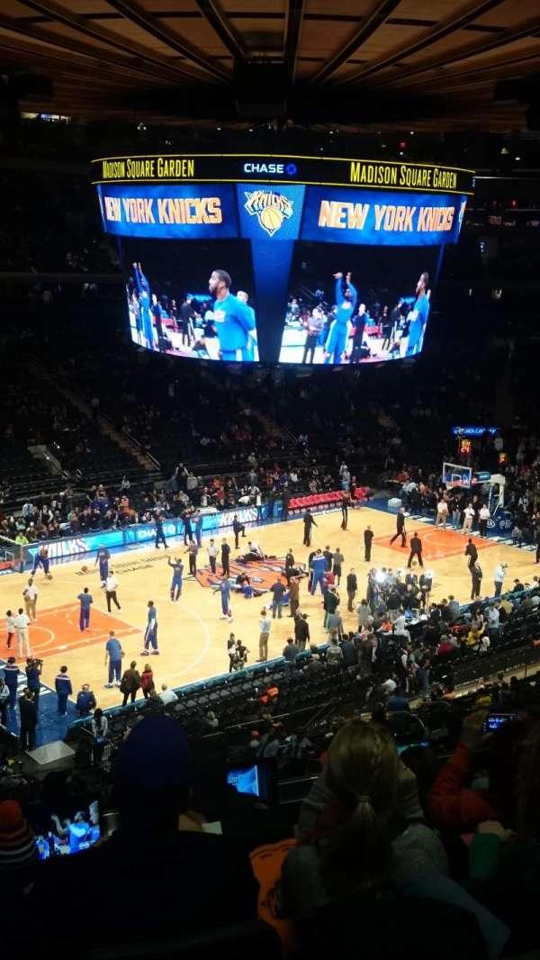 Madison Square Garden, vak: 211