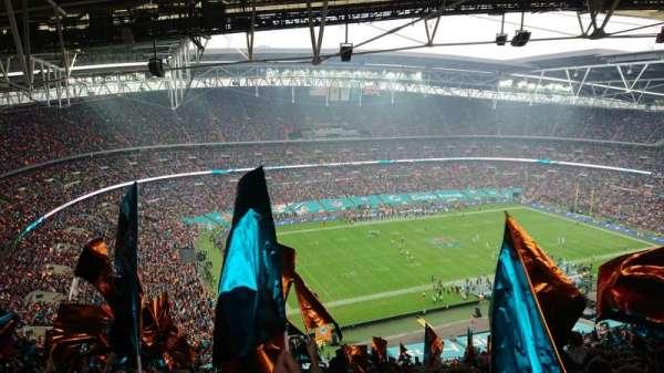 Wembley Stadium, vak: 506