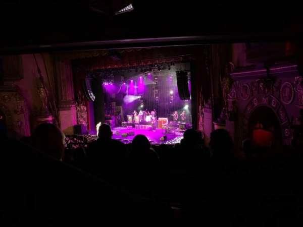 Beacon Theatre, vak: Loge 4, rij: G, stoel: 40