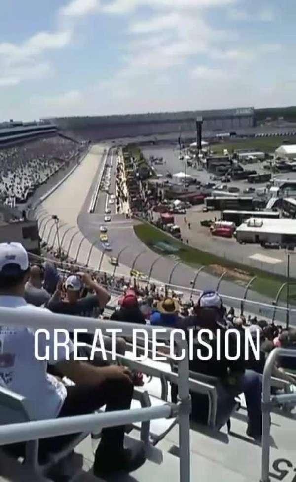 Dover International Speedway, vak: 223, rij: 48, stoel: 1