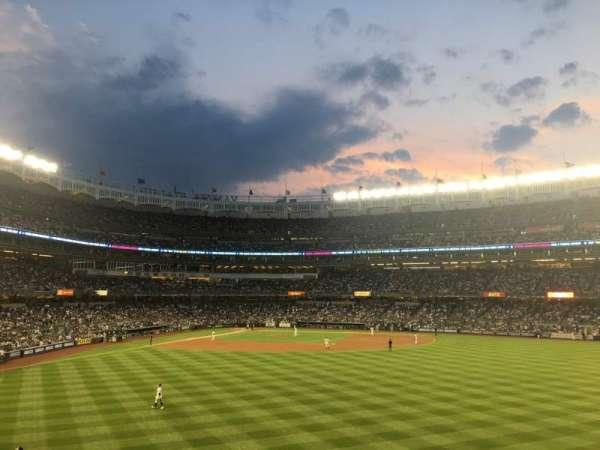 Yankee Stadium, vak: 203, rij: 5, stoel: 2