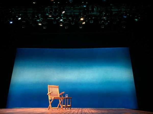 Minetta Lane Theatre, vak: Orchestra, rij: E, stoel: 102