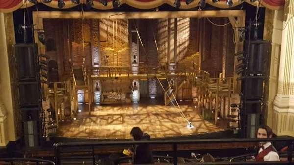 Boston Opera House, vak: MEZZLC, rij: C, stoel: 105