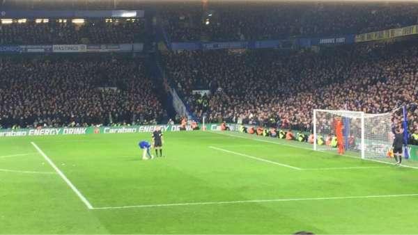 Stamford Bridge, vak: ELN2, rij: S