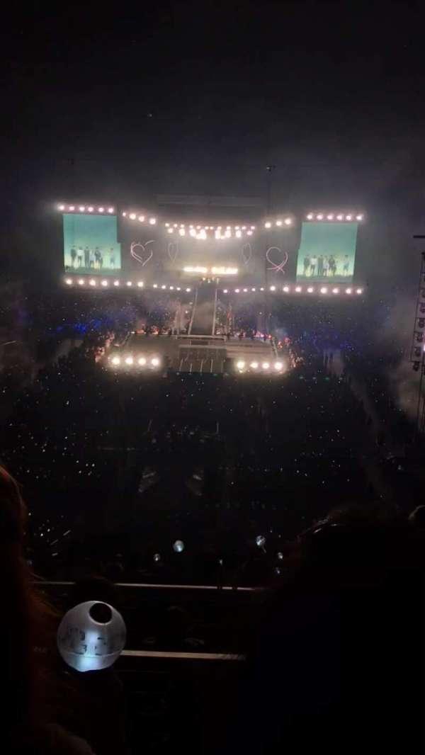 Video from MetLife Stadium