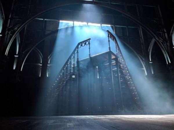 Lyric Theatre, vak: Orchestra, rij: AA, stoel: 3