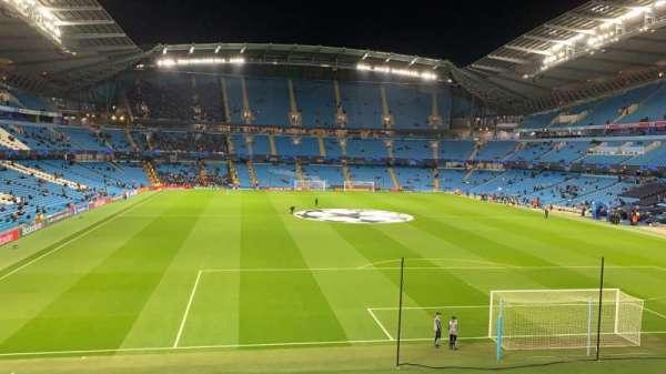 Etihad Stadium (Manchester), vak: 238, rij: A, stoel: 1061