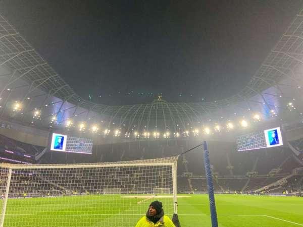 Tottenham Hotspur Stadium, vak: 112, rij: 3, stoel: 362