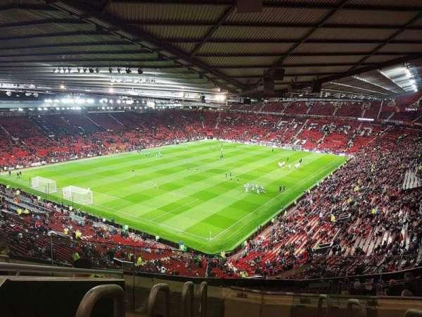 Old Trafford, vak: NE3425, rij: 22, stoel: 114