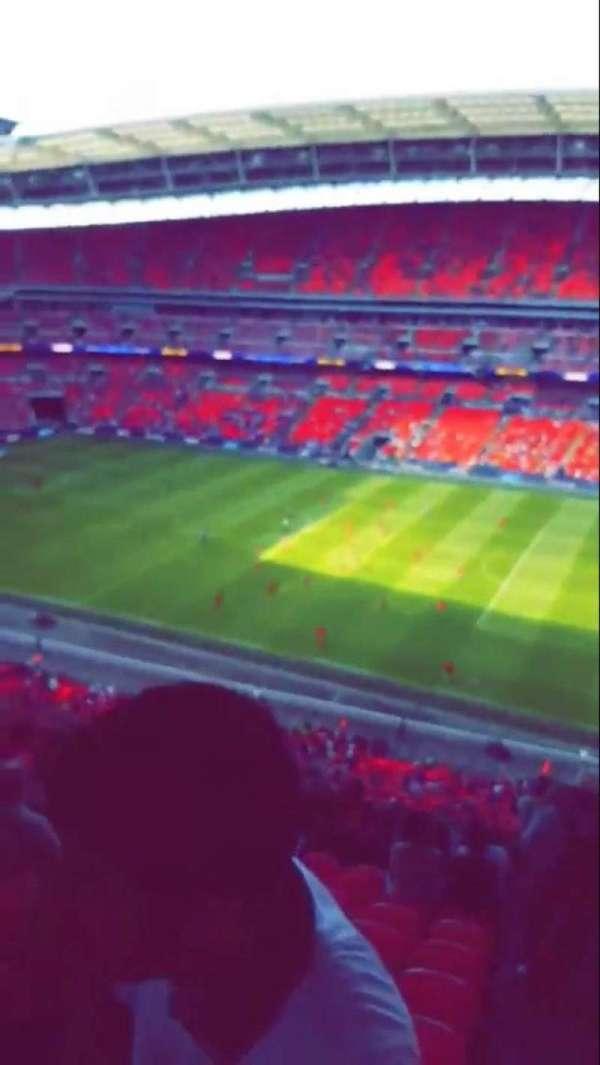 Wembley Stadium, vak: 520