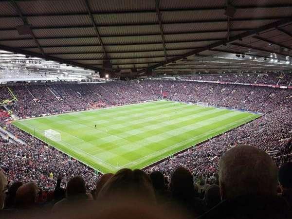 Old Trafford, vak: NE3421, rij: 26, stoel: 75