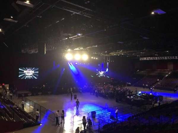 Hard Rock Live at Etess Arena, vak: 311, rij: G, stoel: 11