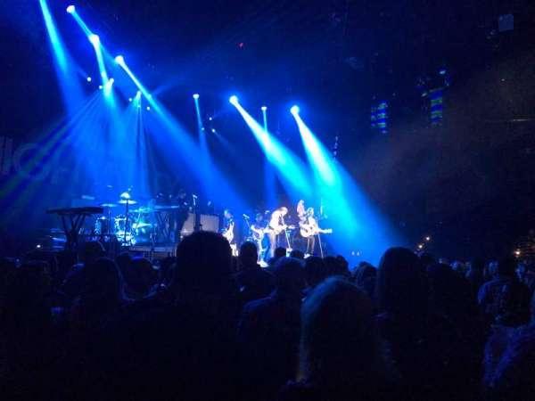 Hard Rock Live at Etess Arena, vak: Floor