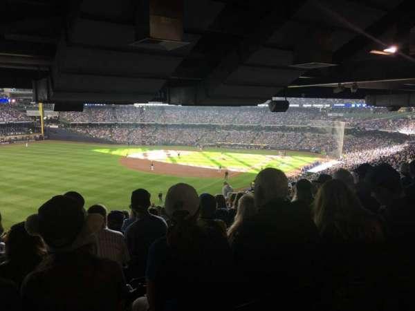 American Family Field, vak: 231, rij: SRO, stoel: SRO