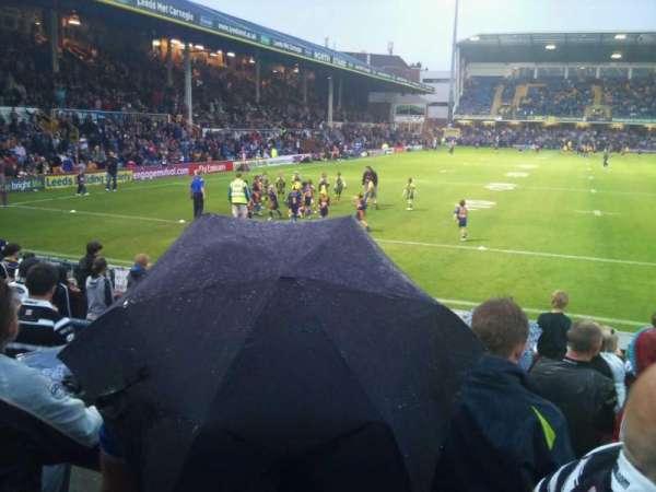 Headingley Stadium, vak: West