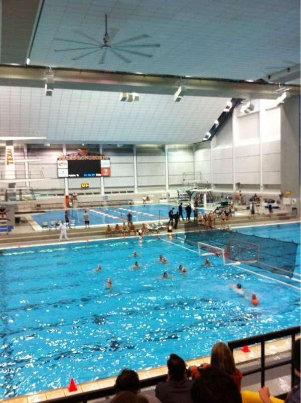 Jamail Texas Swimming Center, rij: 5, stoel: 25