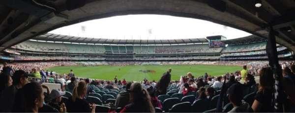 Melbourne Cricket Ground, vak: M20